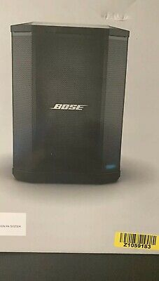 Bose S1 Pro System Bluetooth PA Speaker - Battery Included (NIB)