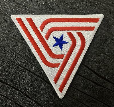 Aliens USCSS Nostromo Iron On Patch Ripley Cosplay Fancy Dress Gift Clothing Tra