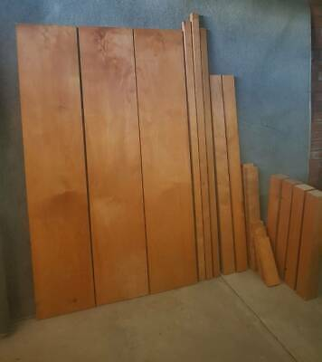 Tasmanian Huon Pine: Furniture Grade Timber, Excellent Condition, New