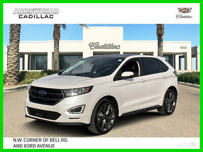 2018 Ford Edge Sport 2018 Sport Turbo 2.7L V6 24V Automatic AWD Premium
