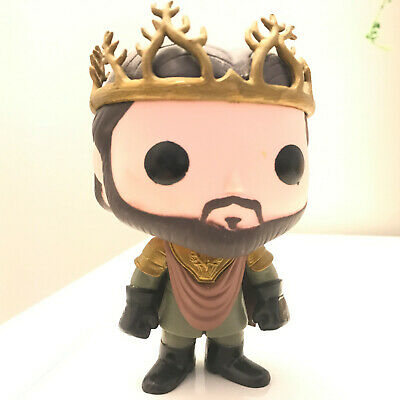 Funko Pop Game of Thrones #12 Renly Baratheon Retired Vaulted HTF