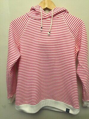 Joules Burghley Horse Trials Ladies Hoody-Size 10
