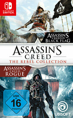 Assassin's Creed - The Rebel Collection (NEU)