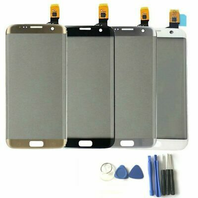 For Samsung Galaxy S7 Edge G935 Touch Screen Digitizer Glass +Free Tools Parts