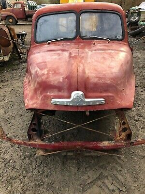 Bedford A type  Complete Cab  totally rust free and undamaged