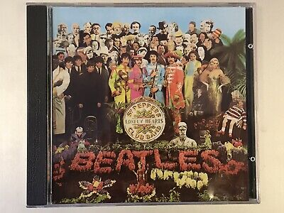 The Beatles - Sgt. Pepper's Lonely Hearts Club Band (1992) CD