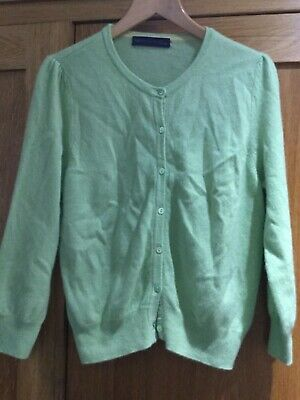 Marks and Spencer  100% cashmere cardigan. Size 12