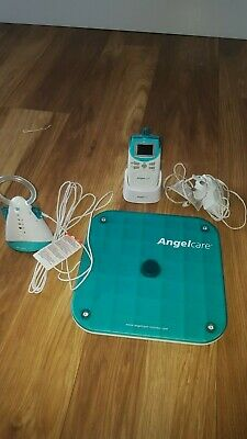 Angelcare AC401 Movement and Sound Baby Monitor With Sensor