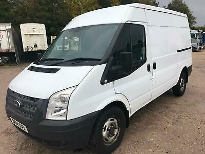 Ford Transit 2.2TDCi ( 125PS ) 330 Medium Roof Van MWB AIr Con  VAT to be added