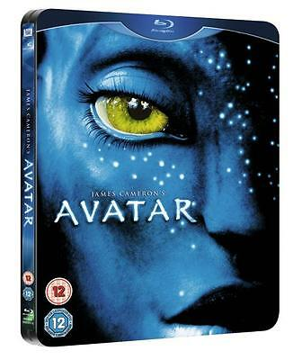 Avatar - UK Steelbook - Limited Edition - New - Sealed