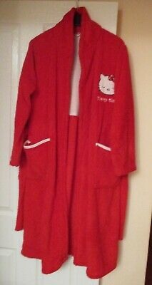M&S Hello Kitty Girl's Dressing Gown