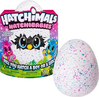 Hatchimals HatchiBabies Cheetree Hatching Egg!5 Surprise Accessories Included!!!