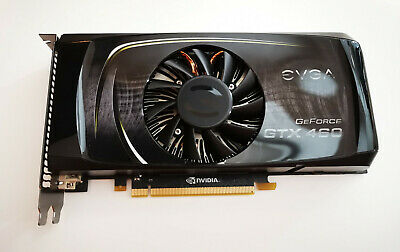 EVGA NVIDIA GeForce GTX 460 PCI Express Grafikkarte