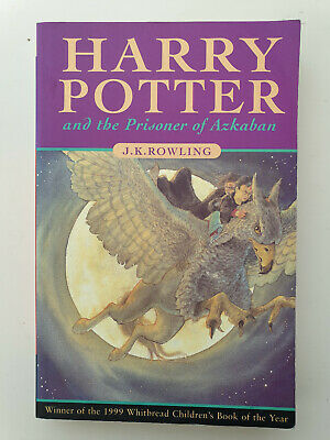 Harry Potter And The Prisoner Of Azkaban, First Edition First Print