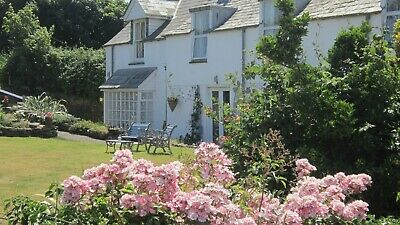 CORNWALL LUXURY 4* COTTAGE 3 / 7 NIGHT BREAK FROM  £ 295.00 SLEEPS up to  5
