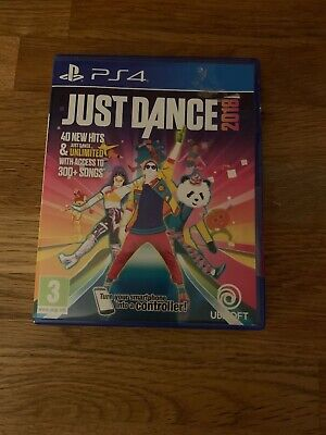 Just Dance PS4 2018 Brand New Unopened!
