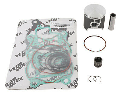 New 51.95mm Standard Bore Top End Piston Kit for KTM