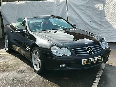 Mercedes-Benz SL 500, Low Mileage Only 60,717, Glass Roof, FMSH, AA Warranty
