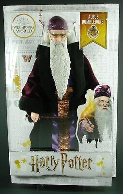 Mattel-Harry Potter Albus Dumbledore Film-Inspired Collector Doll NEW