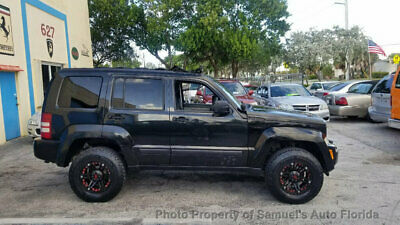 2008 Jeep Liberty 4WD 4dr Sport 4X4 CONVERTIBLE ROOF 105,000 MILES FLORIDA MANY UPGRADES SUPER COOL SUV WOW
