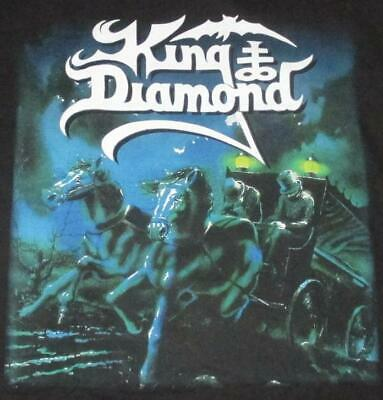 King Diamond Abigail Official T-Shirt Mens Large L Metal New