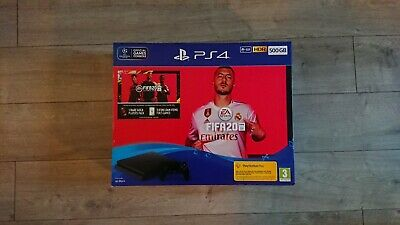 Sony PlayStation 4 500GB & FIFA 20 Bundle PS4 *BRAND NEW UNOPENED*