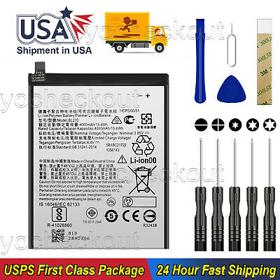 For Motorola Moto G6 Play Replacement Battery BL270 Tool