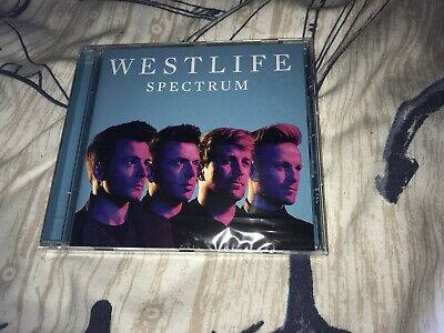"westlife cd ""SPECTRUM """