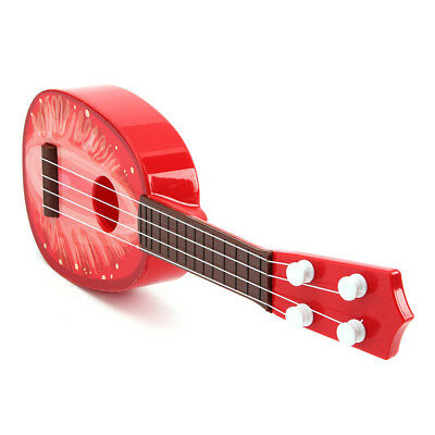 Funny Can Play Simulation Fruit Mini Guitar Musical Instrument Puzzle kids Toy