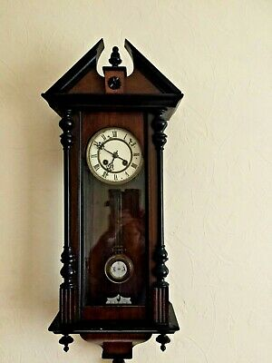 Attractive Renovated Antique Wall Clock
