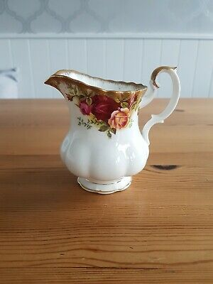 Royal Albert Old Country Roses Large Milk Jug 1st Quality