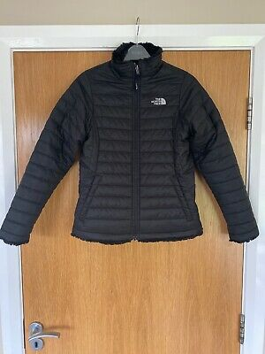 The North Face Reversible Jacket Girls Size L