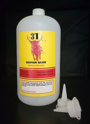 8 lb Medium Super Glue (3T)