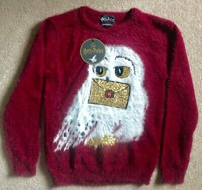 Primark Dr. Seuss The Grinch Christmas Jumper Girls Boys Festive kids Age 7-15
