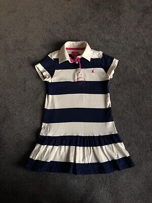 Girls Joules Dress age 6 years