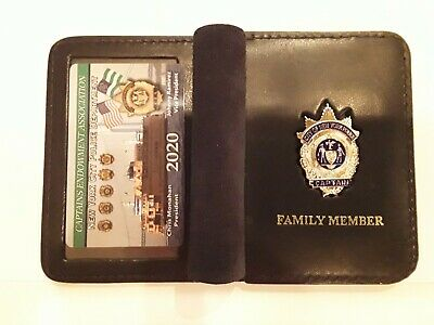 1 Brand New 2020  Cea Pba Card With Leather Family Member Wallet Not Lba Sba Pba