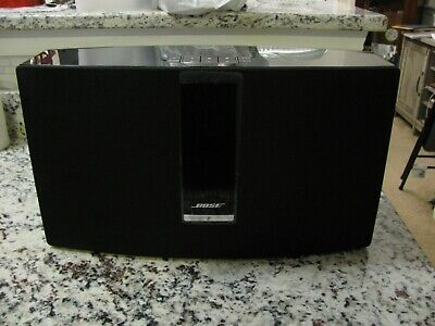 Bose Soundtouch 30 Wi-Fi Music System - Black