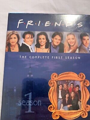 Friends - The Complete First, Second and Third Seasons- Sealed