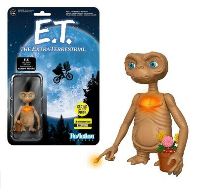 Funko E.t. The Extra-Terrestrial 3.75 Inch Reaction Figure (Exclusive)