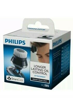 Philips RQ585 Cleansing Brush Head Unit Smart Click Attachment for Shaver (New)