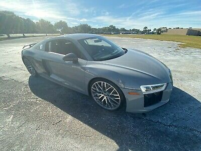 2017 Audi R8 Plus Extremely Clean and Well Optioned!