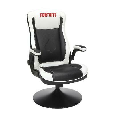 Fortnite HIGH STAKES-R Racing Style Gaming Rocker Chair, RESPAWN by OFM Rocking