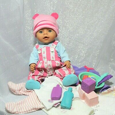Zapf Creation Baby Born Doll Clothes Accessories Bundle Play Set 2006 💖