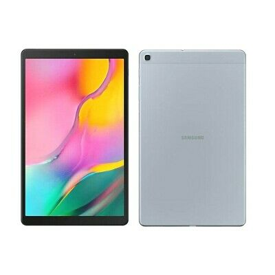 Samsung Galaxy Tab A SM-T510 2019 Android Tablet In Silver