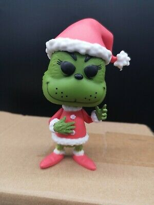 NO BOX Funko Pop!  Dr. Seuss The Grinch #12 Vinyl Figure