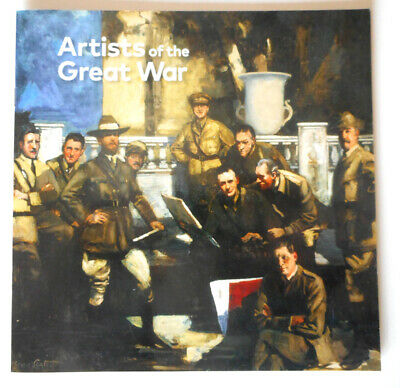 National Gallery of Australia Program - Artists of the Great War