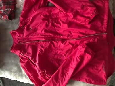 Ladies Nike storm fit running fitness jacket size 12