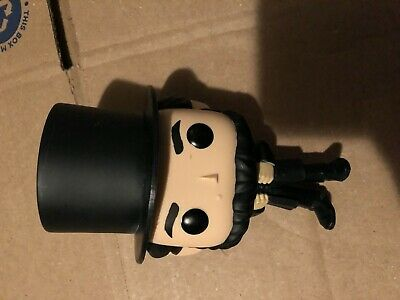 Funko Pop Icons American History Abraham Lincoln Exclusive Loose