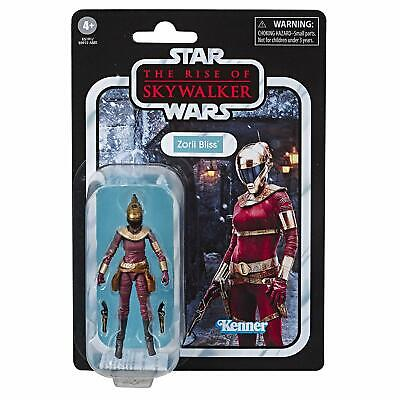 "Star Wars The Vintage Collection Rise of Skywalker Zorii Bliss 3.75"" Figure"