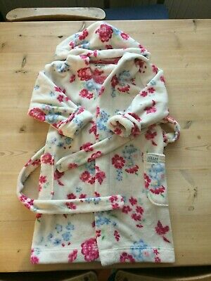 Joules dressing gown age 7-8